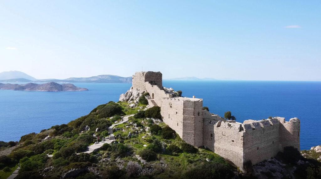 Крепость Критиния, о. Родос