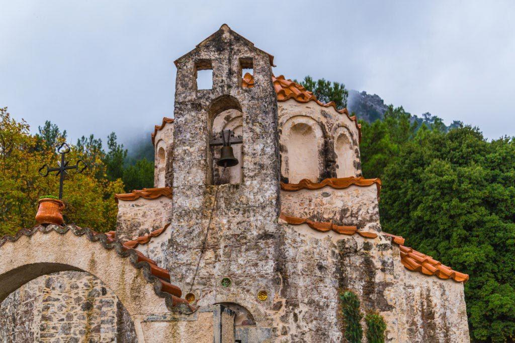 Церковь Николая Фундукли XV века
