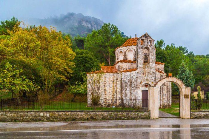 Фотосессия на о. Родос — «Фото тур Дача Муссолини — Елеуса»