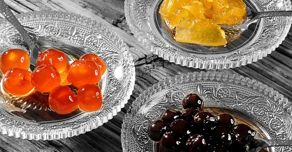 Греческий десерт