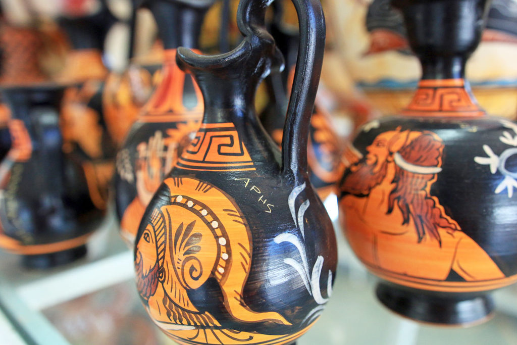 Керамика остров Родос