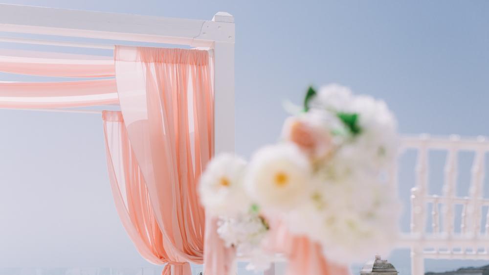Символическая свадьба Родос