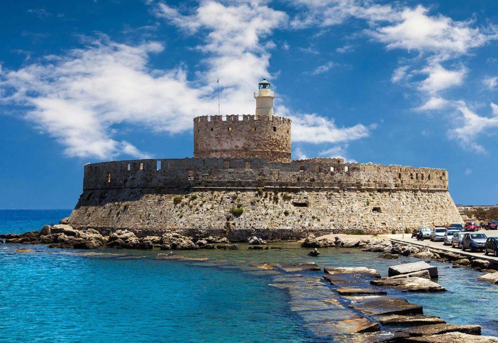 Форт Святого Николая, Родос