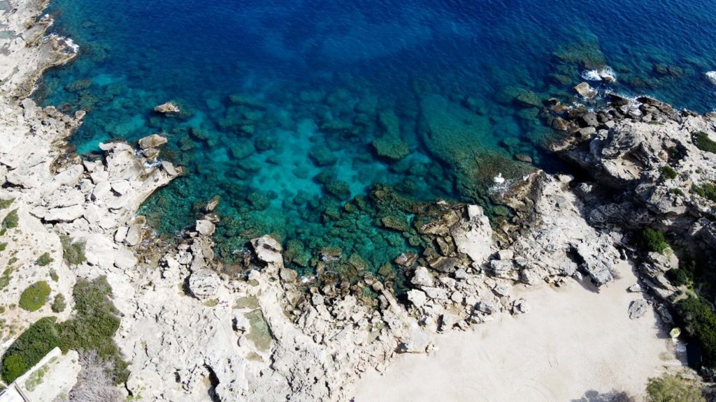 Бухта, остров Родос